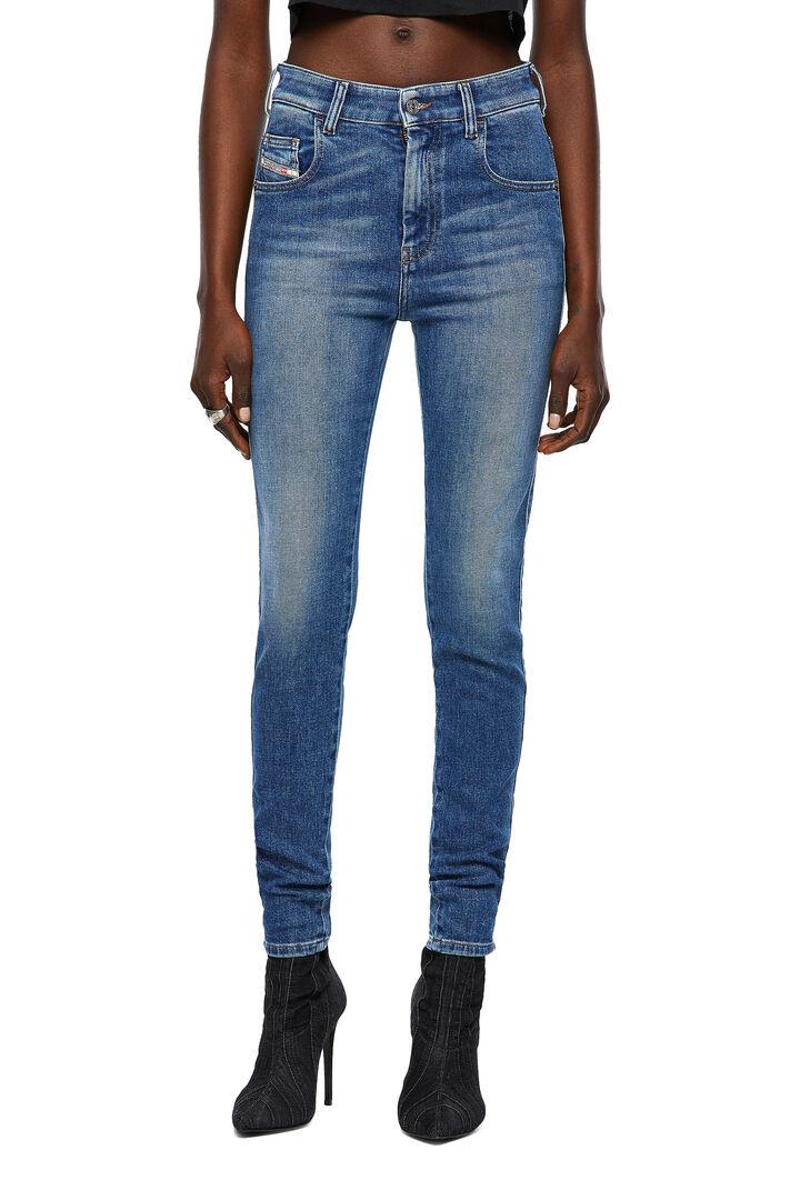 Slandy High Skinny Jeans 009QS,