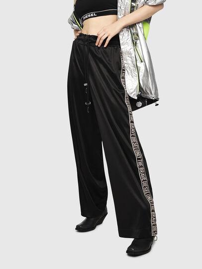 Diesel - P-ROLEN, Black - Pants - Image 1