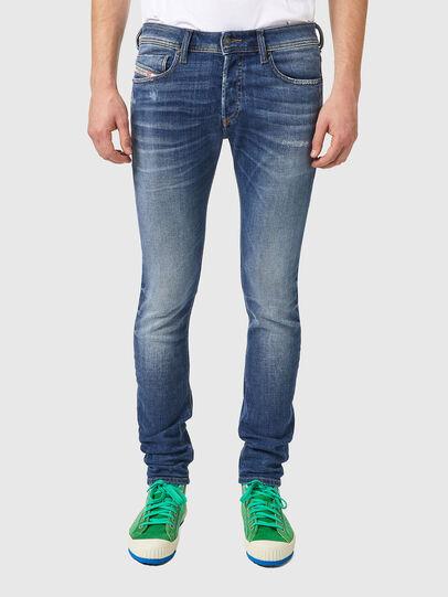 Diesel - Skinny Jeans 09A86, Light Blue - Jeans - Image 1