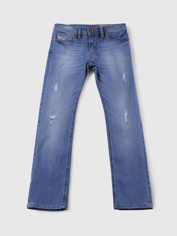WAYKEE-J-N, Light Blue - Jeans