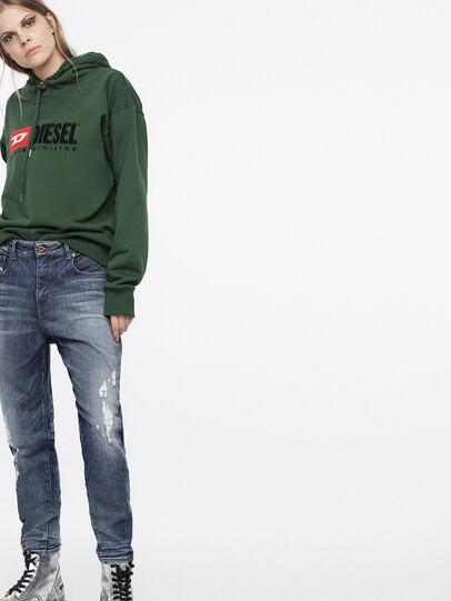 Diesel - Candys JoggJeans 084YH, Medium Blue - Jeans - Image 4
