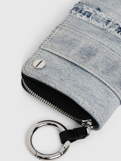 Diesel - BUSINESS II, Blue Jeans - Small Wallets - Image 5