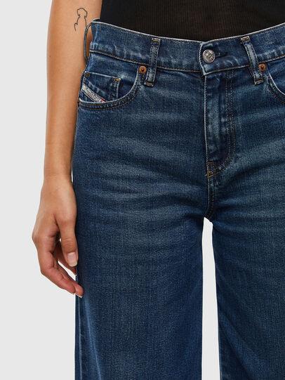 Diesel - D-Akemi Bootcut Jeans 009KE, Medium Blue - Jeans - Image 4