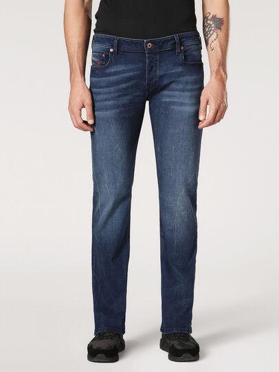 Diesel - Zatiny C685T, Dark Blue - Jeans - Image 1