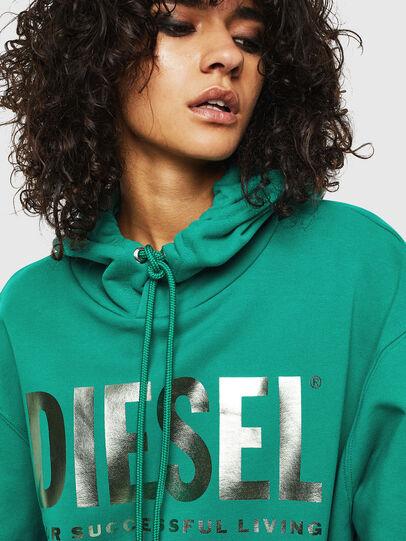 Diesel - D-ILSE-T, Green - Dresses - Image 3