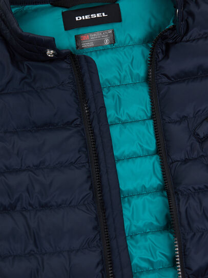 Diesel - W-DOLMIR-KA, Dark Blue - Winter Jackets - Image 8