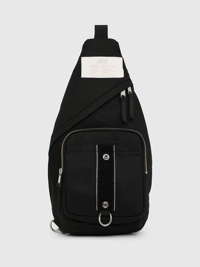 Diesel - SPOOK, Black - Backpacks - Image 1