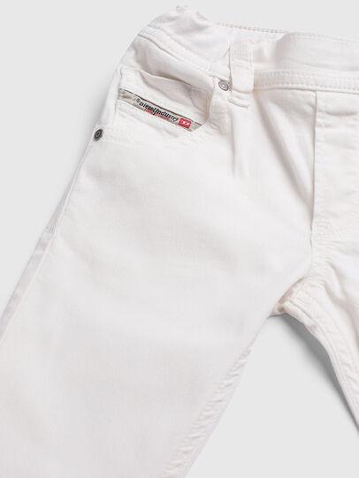 Diesel - KROOLEY-JOGGJEANS-B-N, White - Jeans - Image 3