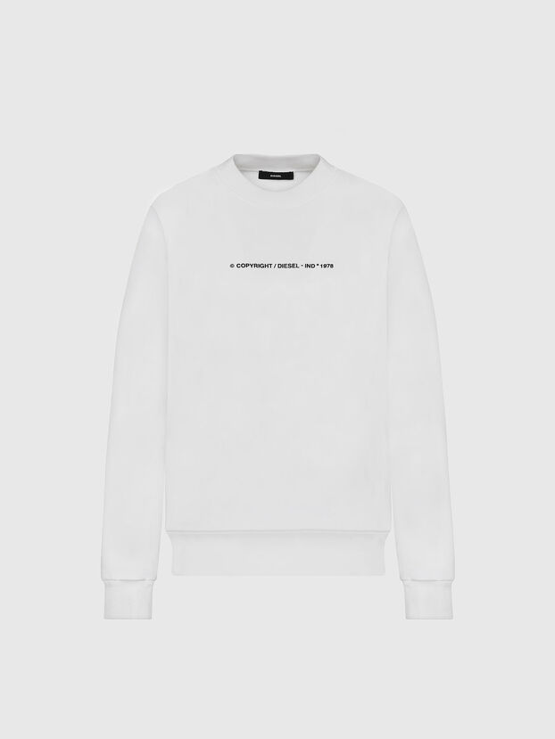 S-BIAY-COPY, White - Sweatshirts