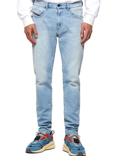 Diesel - D-Strukt Tapered JoggJeans® Z69VL, Light Blue - Jeans - Image 1