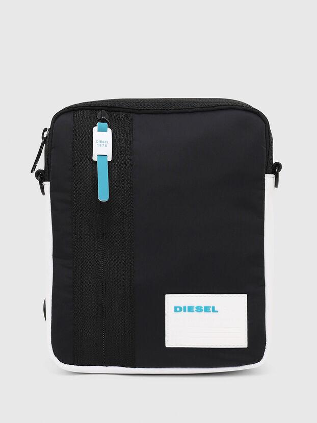 ODERZO Z, Dark Blue - Crossbody Bags