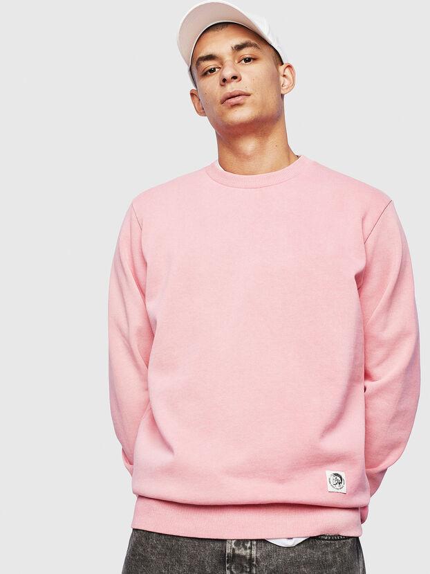 S-GIRK-WORK, Pink - Sweatshirts