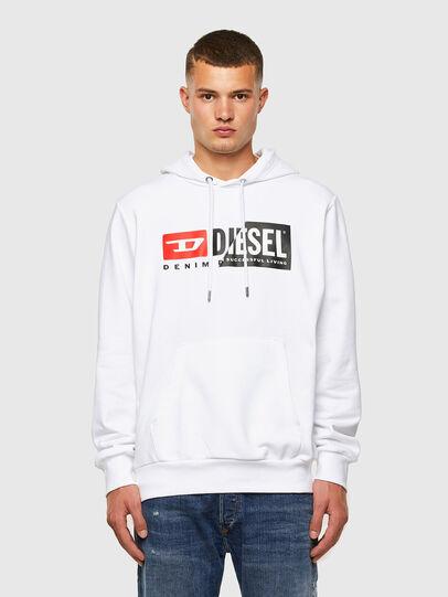 Diesel - S-GIRK-HOOD-CUTY,  - Sweatshirts - Image 4