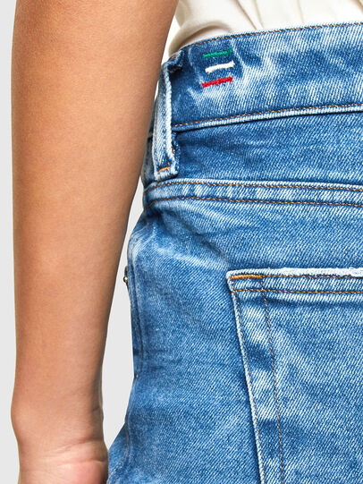 Diesel - D-Joy Slim Jeans 009MV, Light Blue - Jeans - Image 5