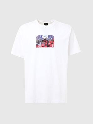 T-TUBOLAR-N2, White - T-Shirts
