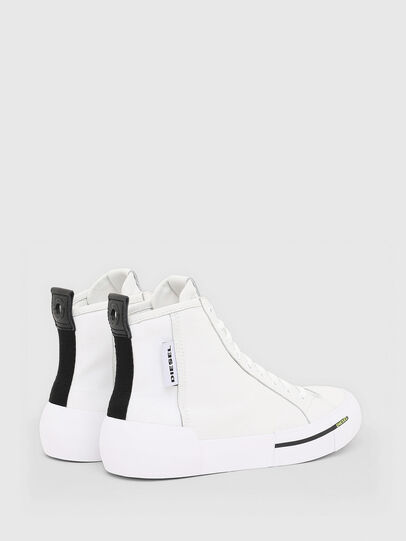 Diesel - S-DESE ML W, White/Black - Sneakers - Image 3