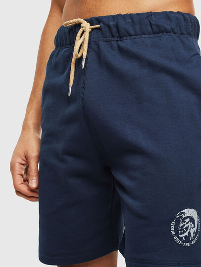 Diesel - UMLB-PAN, Dark Blue - Pants - Image 3