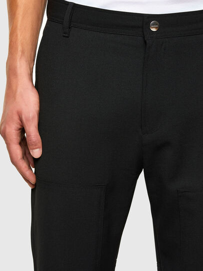 Diesel - P-KOLTY, Black - Pants - Image 4