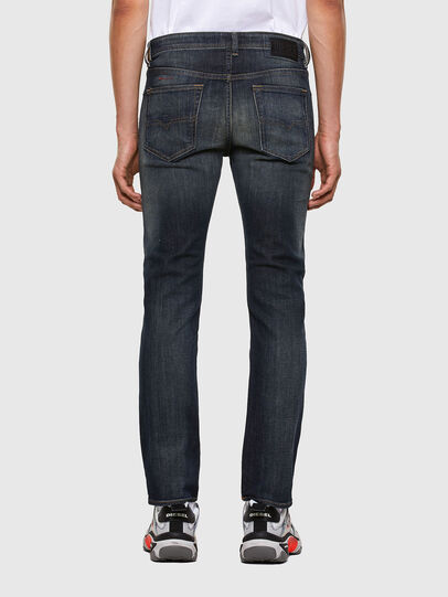 Diesel - Buster Tapered Jeans 009EP, Dark Blue - Jeans - Image 2