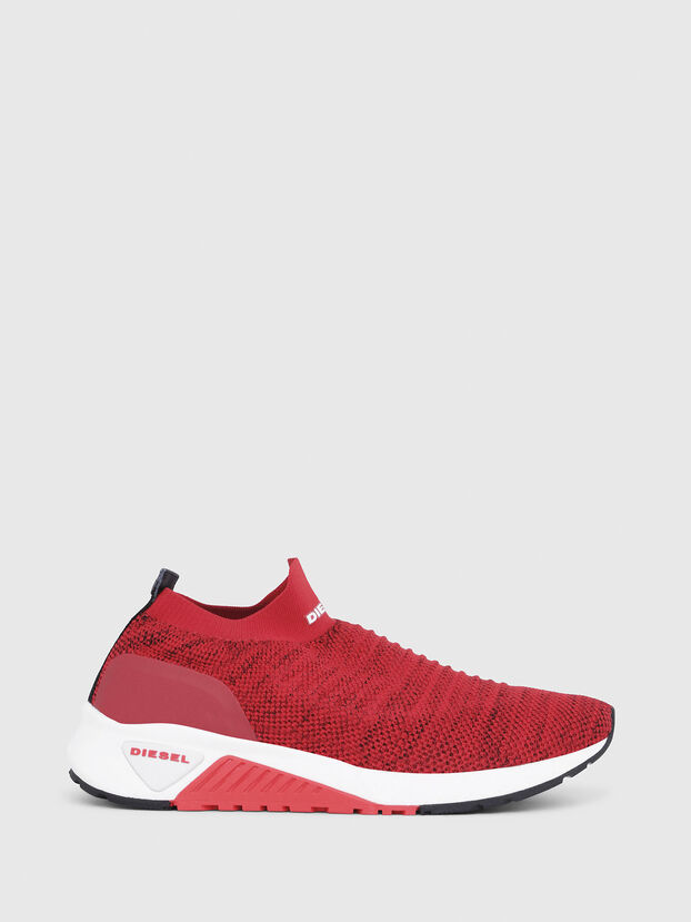 S-KB ATHL SOCK, Red - Sneakers