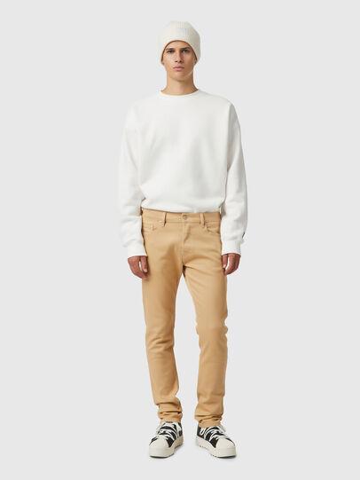 Diesel - D-Luster Slim Jeans 009HA, Light Brown - Jeans - Image 5