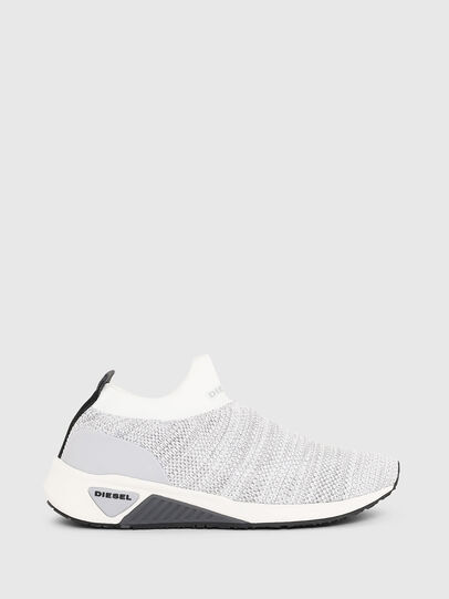 Diesel - S-KB ATHL SOCK W, Light Grey - Sneakers - Image 1