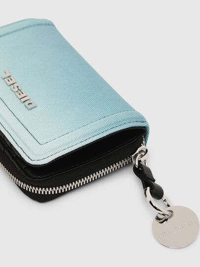 Diesel - BUSINESS LC, Light Blue - Small Wallets - Image 5