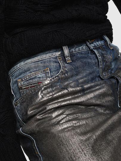 Diesel - D-Vider 0091J, Medium Blue - Jeans - Image 3