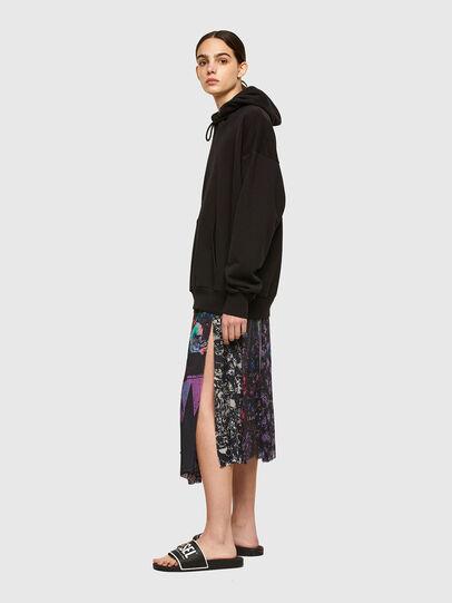 Diesel - O-KLARISSA, Black - Skirts - Image 6
