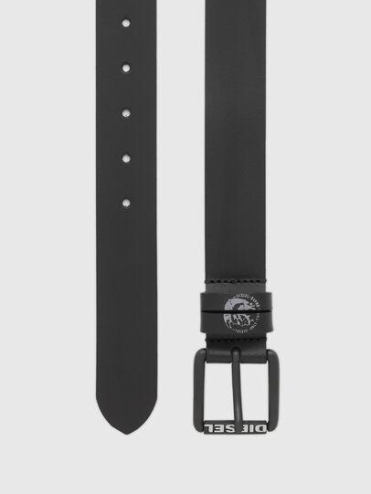 Diesel - B-LAMON, Negro - Cinturones - Image 3