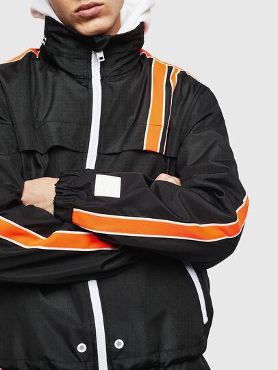 Diesel - J-BROCK, Black - Jackets - Image 5