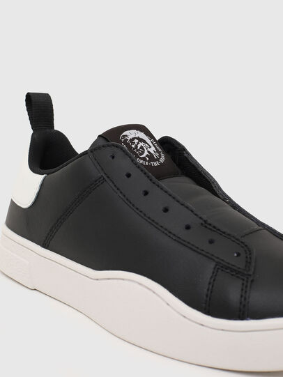 Diesel - S-CLEVER SO W, Black/White - Sneakers - Image 4
