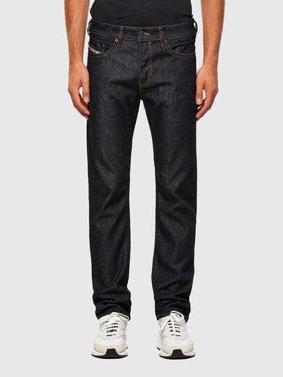 Diesel - Buster Tapered Jeans 009HF, Dark Blue - Jeans - Image 1
