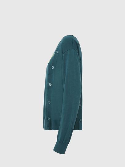 Diesel - M-MIRANDA, Water Green - Sweaters - Image 3