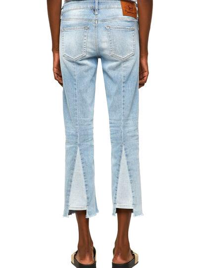 Diesel - D-Ebbey Bootcut Jeans 009ZZ, Light Blue - Jeans - Image 2