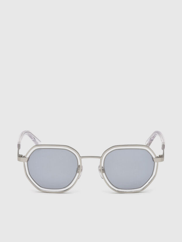 DL0267, Grey - Sunglasses