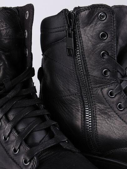 Diesel - S-BOULEVARD, Black - Boots - Image 6