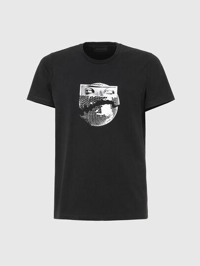 Diesel - T-INO, Black - T-Shirts - Image 1