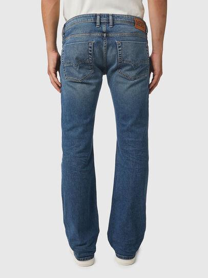 Diesel - Zatiny Bootcut Jeans 009EI, Medium Blue - Jeans - Image 2