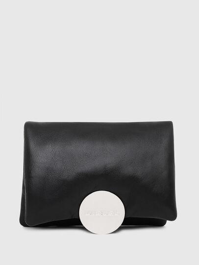 Diesel - REBUTYA S, Black - Crossbody Bags - Image 1