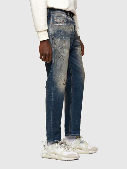 Diesel - D-Vider Carrot Jeans 009NH, Medium Blue - Jeans - Image 5