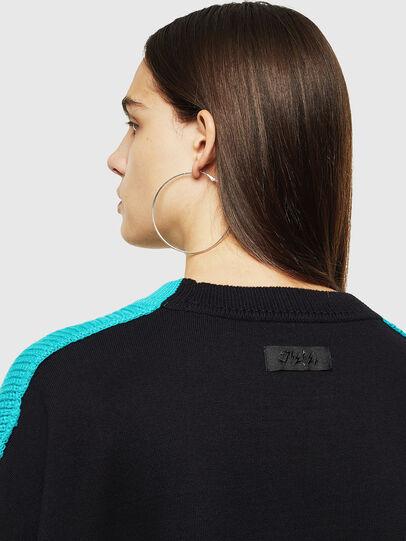 Diesel - M-NEXY, Multicolor - Sweaters - Image 5
