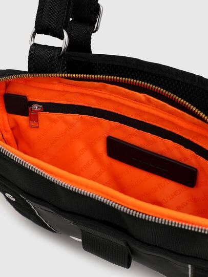 Diesel - DRESSLEK WF, Black - Crossbody Bags - Image 4