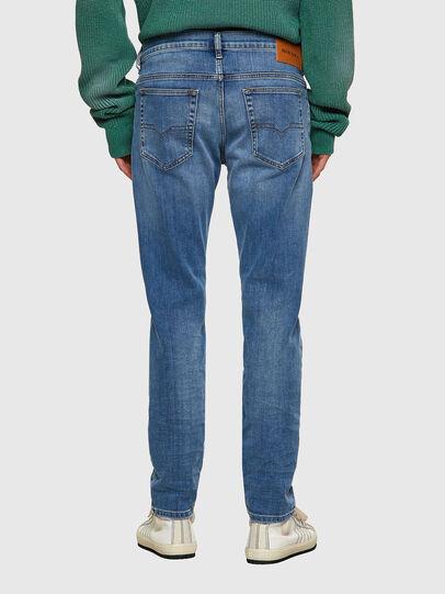 Diesel - D-Yennox Tapered Jeans 009EK, Light Blue - Jeans - Image 2