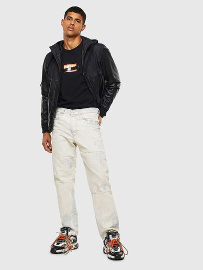 Diesel - L-CARRS, Black - Leather jackets - Image 6
