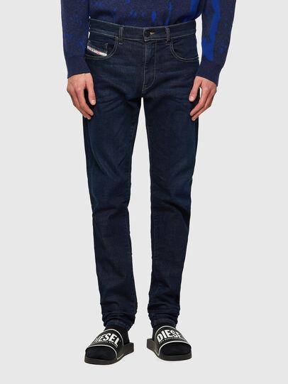 Diesel - D-Strukt Slim JoggJeans® Z69VI, Dark Blue - Jeans - Image 1