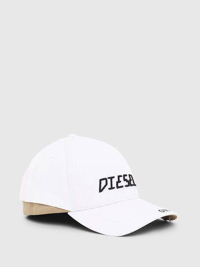 Diesel - CEDOUBLE, White - Caps - Image 1