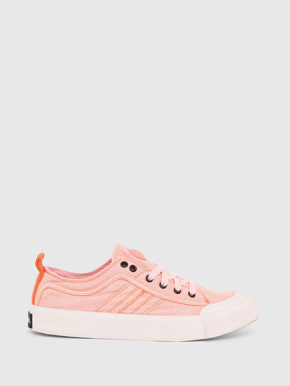 Diesel - S-ASTICO LOW LACE W, Pink - Sneakers - Image 1