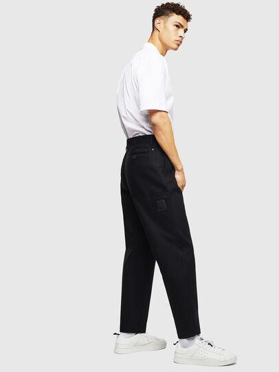Diesel - P-JOSH-L, Black - Pants - Image 5