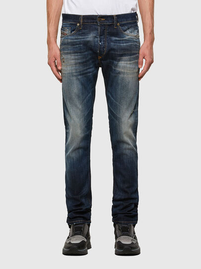 Diesel - Tepphar 009JT, Dark Blue - Jeans - Image 1